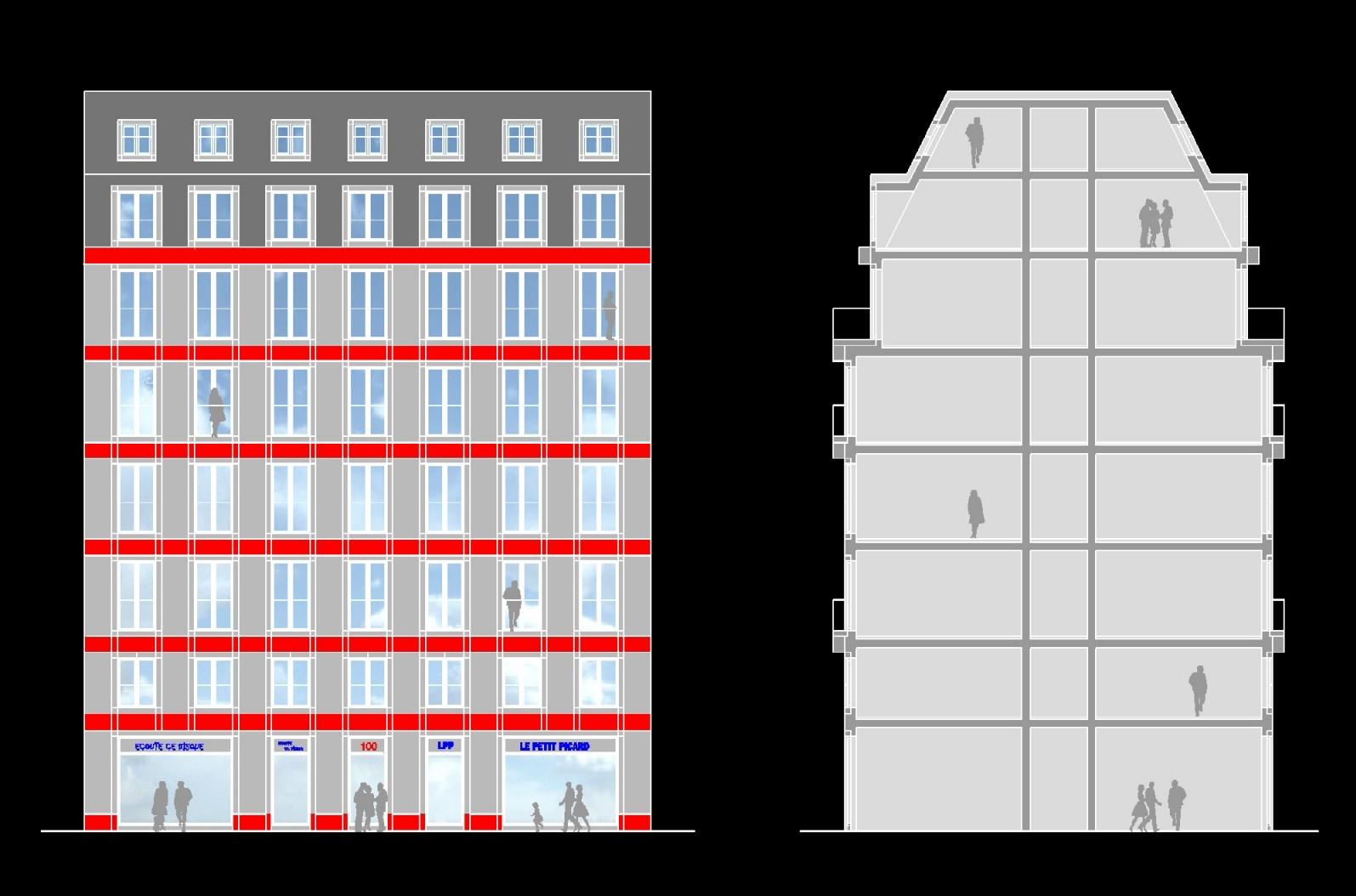 Hoffnung for Architektur innenarchitektur